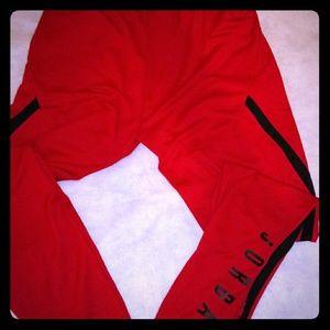 Jordan joggers size L